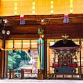写真: 大社の神輿