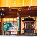 Photos: 大社の神輿