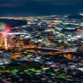 写真: 沼津夜景