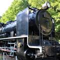 Photos: キューロク蒸気機関車