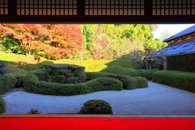 写真: 大池寺(滋賀県)