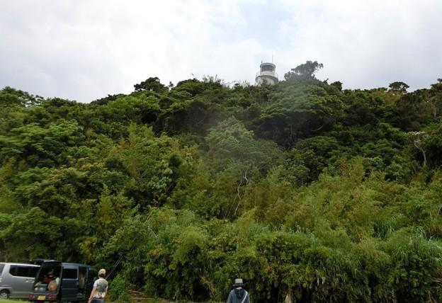 0509青島-戸崎鼻灯台1