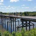 Photos: 0528流れ橋1
