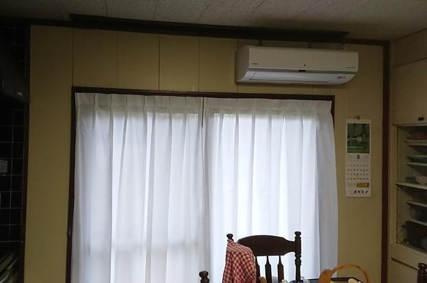 写真: 0917カーテン