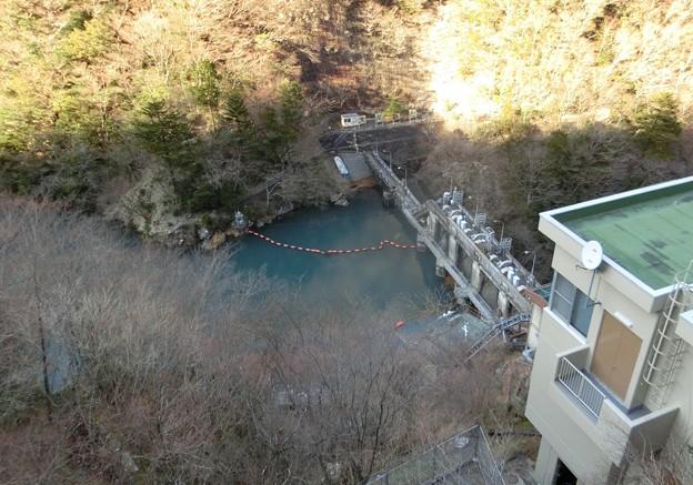 ダム-大間ダム