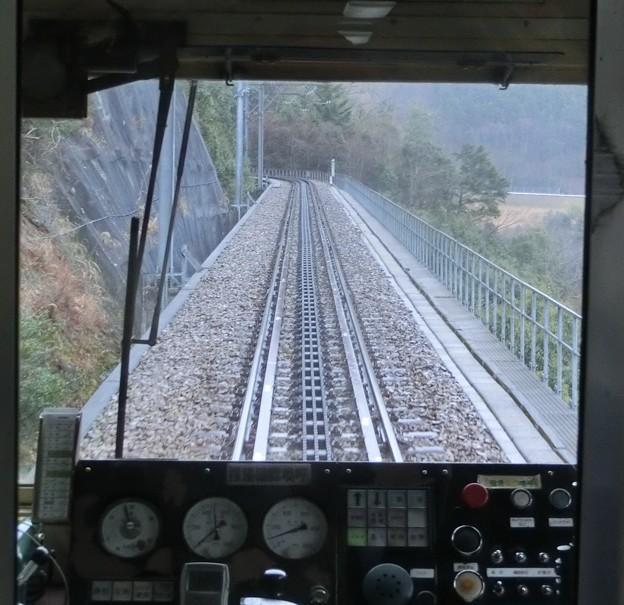 写真: 大井川鉄道・アプト式1