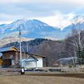 写真: 初冬の雌阿寒山麓