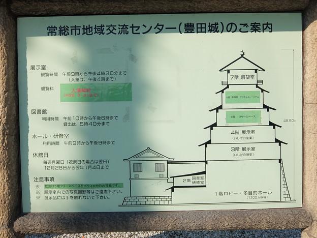 豊田城のご案内