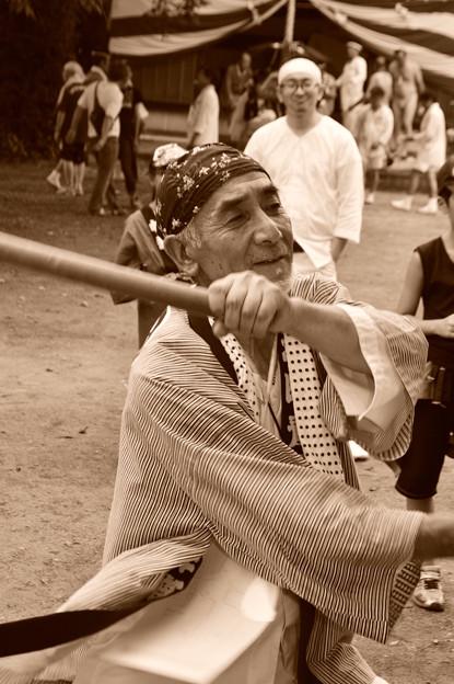 粋な太鼓は夏の始まり