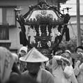 Photos: 夏は神輿と汗と共に去りぬ