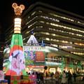 写真: 有楽町駅前