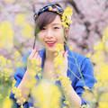 Photos: 春の三重奏
