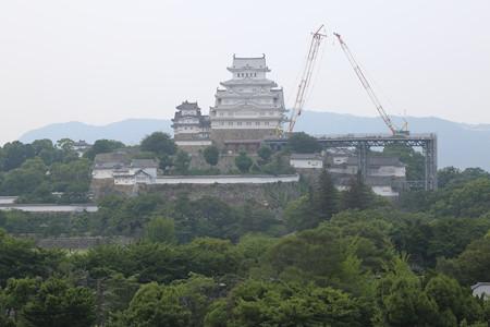 イーグレひめじより姫路城 - 03