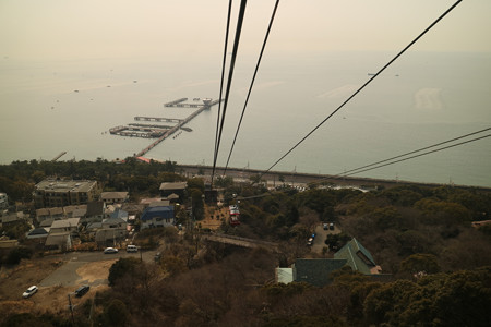 須磨浦山上遊園
