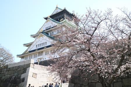 大坂城(大阪城公園)