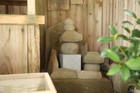左馬武神社(新野左馬助親矩の墓) (2)