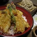 天丼+蕎麦セット