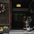 奈良井宿 灯3