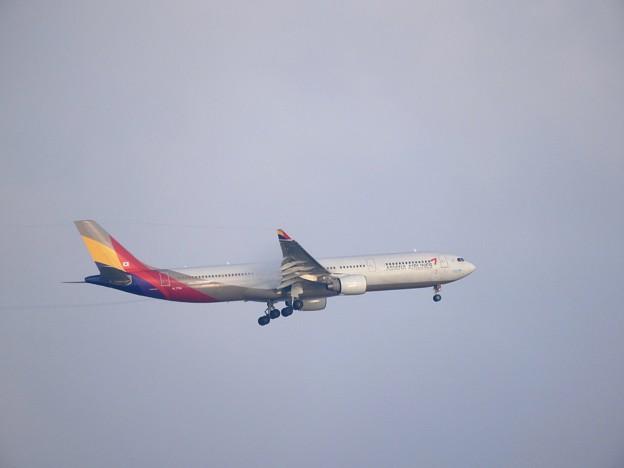 Airbus A330-323X アシアナ航空HL7754
