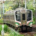 Photos: E721系2140M黒磯入線