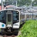 HB-E210系仙石東北ライン快速仙台行き