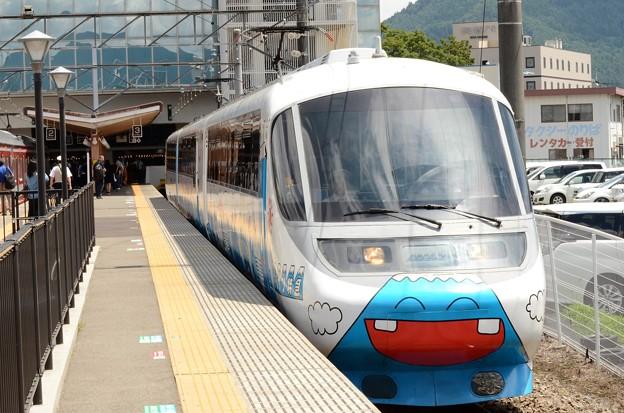 フジサン特急6号富士山発車