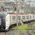 E259系特急成田エクスプレス35号成田4番通過