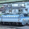 写真: EF66 127号機宇都宮貨物(タ)入換え