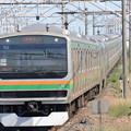 E231系U507編成上野東京ライン3527E小金井3番入線