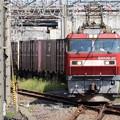 金太郎20号機牽引8094レ小山東4番発車