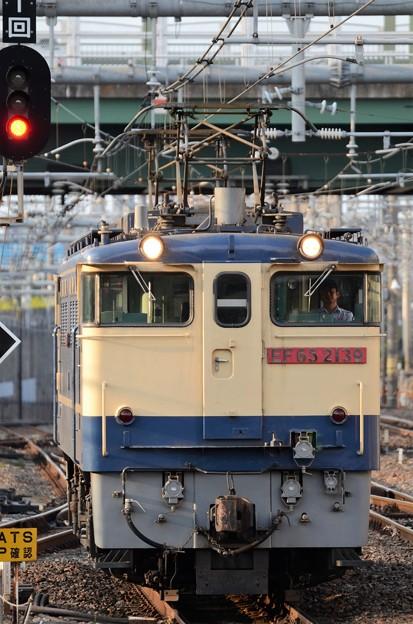 国鉄色EF65 2139単機