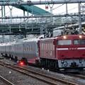 写真: EF81 80+E26 系カシオペア紀行返却回送