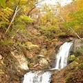 写真: 太閤下しの滝