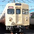 写真: 東武8000系セイジクリーム復元塗装81111F 区間急行とうきょうスカイツリー行き