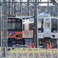 写真: スカイツリートレイン&東武ファンフェスタ体験乗車号