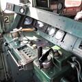 写真: DE10 1535運転台(第2エンド向き)
