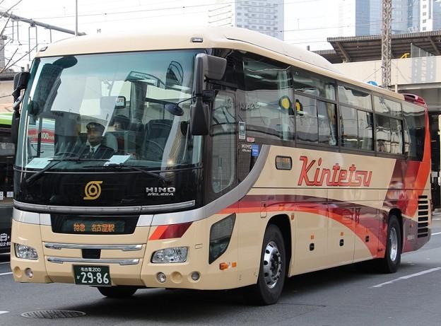 名阪近鉄バス 昼間高速バス(ハイデッカー)