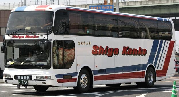名古屋滋賀交通 セミダブルデッカー