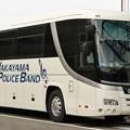 和歌山県警 音楽隊バス(ハイデッカー)