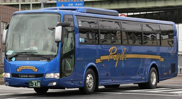 両備バス ハイデッカー(エアロ59、又はエアロ53)