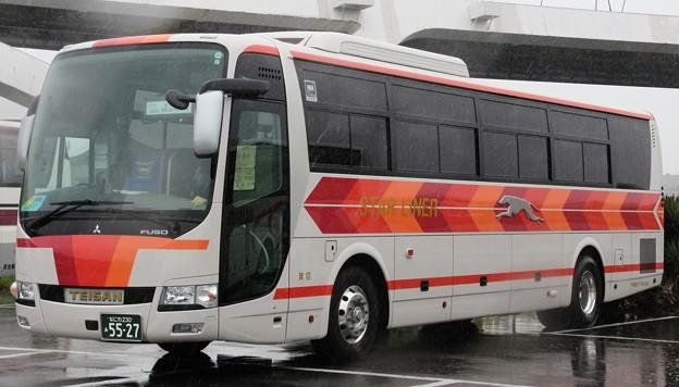 帝産観光バス ハイデッカー「スターライナー」