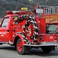 JXTGエネルギー和歌山製油所 BS-Iポンプ車(後部)