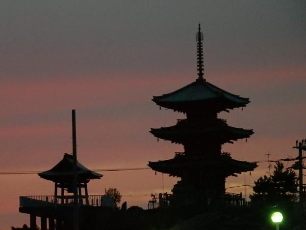 写真: 小豆島にて