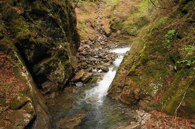 rs-170514_S1632_五段の滝の下部(西沢渓谷) (1)