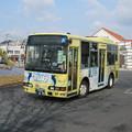 両備バス 三菱ふそうエアロミディ 岡山200か・670