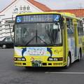 両備バス 三菱ふそうエアロミディ 岡山200か・・78