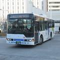 岡山電気軌道 三菱ふそうエアロスター 岡山200か12-68