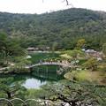 写真: 栗林公園