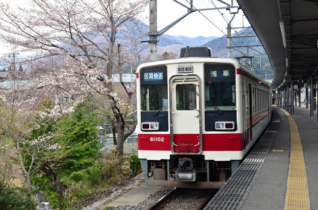 さよなら東武の快速列車の旅28
