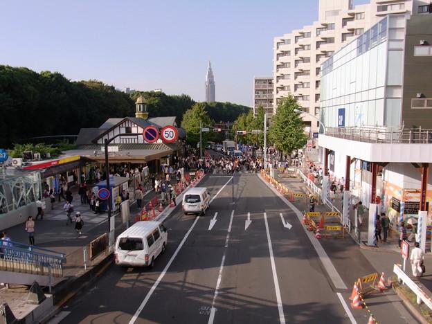 【東京|原宿】 小さくてかわいい原宿駅
